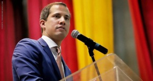 Guaidó agradeció a la CEV por rechazar el show electoral que quiere imponer el chavismo