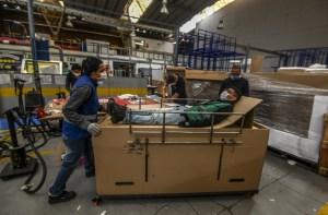 El coronavirus avanza con récord de muertes diarias en América Latina mientras Europa se relaja