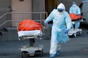 El Covid-19 es oficialmente la pandemia más mortífera de EEUU superando la gripe española