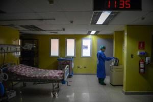 Covid-19 afectó al personal de salud en Venezuela tras siete muertes en una semana