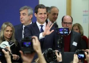 Unión Europea: Juan Guaidó es el líder legítimo de la Asamblea Nacional de Venezuela