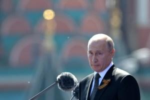 Putin acepta que sanciones de occidente afectarán su gobierno