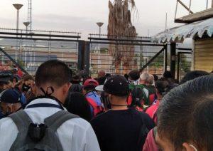 No hay servicio de ferrocarril en los Valles del Tuy #4Jun (Fotos y video)