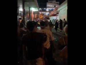 Conductores se alzaron contra racionamiento de gasolina en Vargas (Video)