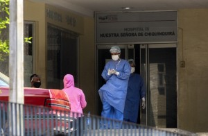 Delcy Eloína reportó tres nuevas muertes por coronavirus, para un total de 83