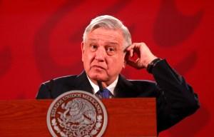 López Obrador advirtió que si protestan 100 mil personas y pierde el apoyo, dejará la presidencia