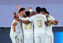 El Real Madrid sigue con paso firme hacia el título liguero