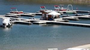 EN VIDEOS: Difunden imágenes del rastreo subacuático en el lago donde desapareció la actriz Naya Rivera