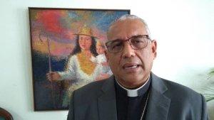 Monseñor Basabe pidió a las autoridades del país hablar con la verdad, por muy fuerte que sea