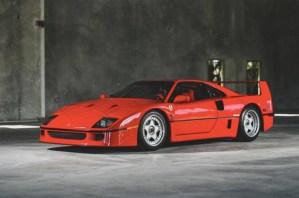 El Ferrari más rápido del mundo en los 80 y que ahora se vende con solo 10 mil kilómetros (Fotos)