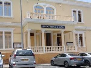 Documento del Tribunal Supremo de Cabo Verde donde autoriza la extradición de Alex Saab