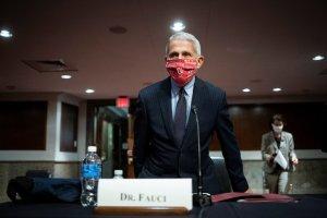 Anthony Fauci dio su visión sobre la pandemia y contó secretos de su relación con Trump