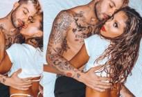 """""""Tócame"""": Anitta se pone traviesa en sexy video junto a su novio"""