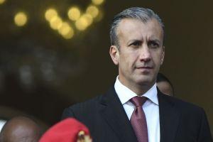 Bloomberg: El Aissami resultó positivo por Covid-19 cinco días después de ver a Maduro (Imágenes)