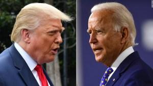 El escándalo que se desató antes del debate presidencial entre Trump y Biden