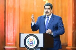 Maduro pidió cacao a Trump y Biden para que relajen la presión contra el régimen