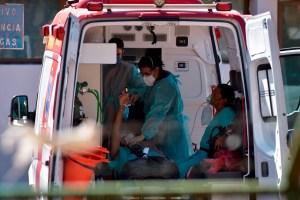 Brasil registró más de 800 muertes en una nueva jornada gris por coronavirus