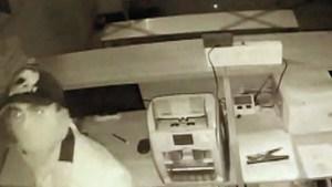 Un asaltante muere al cortarse el cuello accidentalmente cuando robaba un banco