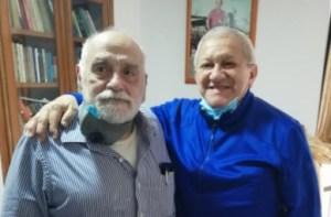 Alfredo Coronil Hartmann se une al usurpador de AD, Bernabé Gutiérrez
