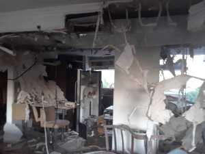 Un apartamento explotó en Maracaibo; al menos un muerto y un herido de gravedad #12Ago (FOTOS)