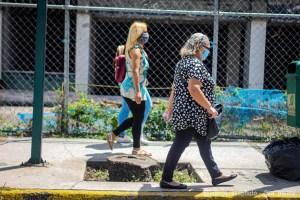 La pandemia no frena en Venezuela: Régimen chavista reportó 835 nuevos casos de Covid-19