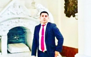 Falleció el detective del Cicpc Edwin García por Covid-19