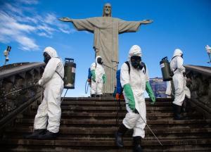 Brasil se acerca a las 350 mil muertes por coronavirus