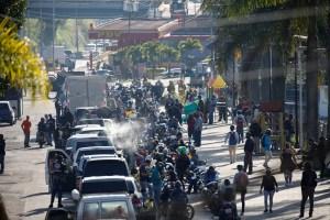 Nueva ola de protestas recorre Venezuela por el caos de los servicios públicos