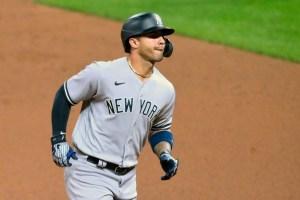 Gleyber Torres conectó un enorme jonrón en paliza de Yankees a Indios (Video)