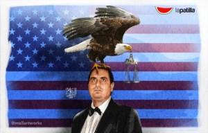 """Alex Saab se juega una """"a lo Noriega"""": La apelación desesperada para evitar su inminente extradición"""