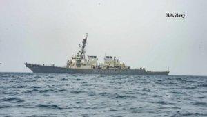 Barco de la Armada de EEUU establece un nuevo récord tras casi siete meses en el mar