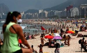 Brasil flexibiliza las restricciones y crece la alarma en Chile y Colombia