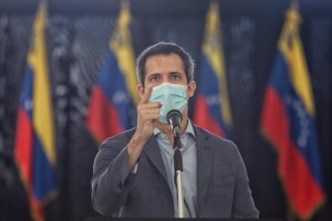 Guaidó: La peor sanción que tiene Venezuela es la dictadura, es Nicolás Maduro, es él quien se tiene que ir (VIDEO)