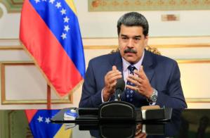 Maduro acudió a la ANC cubana para victimizarse (otra vez) por las sanciones contra el régimen chavista