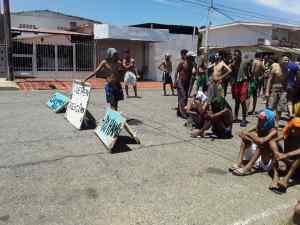 OVP: Presos abandonaron su recinto penitenciario en Cabimas para protestar por agua y comida