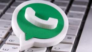 WhatsApp confirmó uso sin sincronizar el teléfono, pero hay un problema