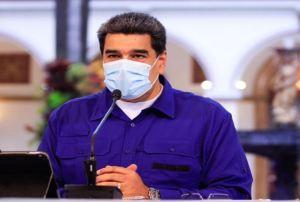 Maduro se hizo el loco sobre supuesta reunión en México con un funcionario de Trump