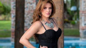 El día que Alicia Machado tuvo sexo enfrente de millones de televidentes (VIDEO)