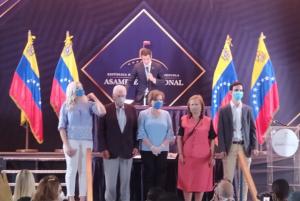 Carolina Jaimes explicó los motivos tras su marcha del Comité Organizador de la Consulta Popular