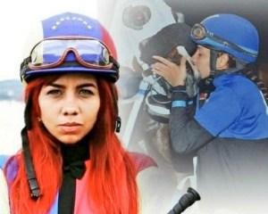 Jinete venezolana fue agredida al intentar robarla cuando se dirigía al Hipódromo (Imágenes Fuertes)