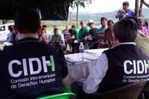 Cidh exigió al régimen de Maduro garantizar los derechos de los indígenas privados de libertad