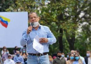 José Hernández: Si en algún momento se exige la unidad es ahora que Venezuela alza la voz