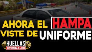 Huellas criminales de Impacto Venezuela: Ahora el hampa viste de uniforme (Video)