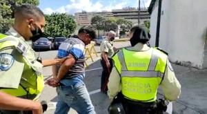 PoliChacao detuvo a un atracador en Los Palos Grandes y a un tarjetero en Campo Alegre