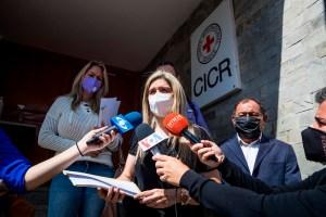Piden a la Cruz Roja mediar por la salud de los presos políticos venezolanos