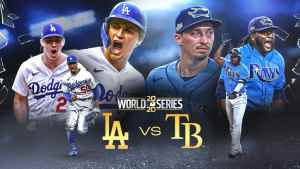 Dodgers y Rays suben el telón de la Serie Mundial tras una temporada atípica por el Covid-19