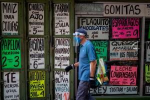 """La comida aumenta en Venezuela pese a la """"estabilidad"""" del dólar"""