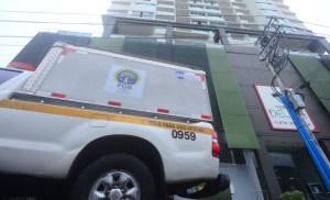 Venezolano murió al caer de un edificio en Panamá