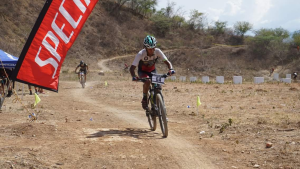 Nelson Millán Suárez, el ciclista venezolano que se midió en la Vuelta a Colombia 2020