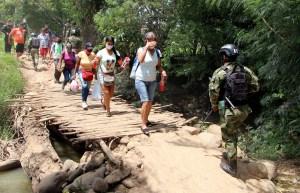 Salir de Venezuela: Encuentro cercano con la corrupción y la guerrilla